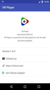VR Player apk screenshot