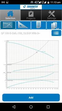 Shakti Pump Selector screenshot 5