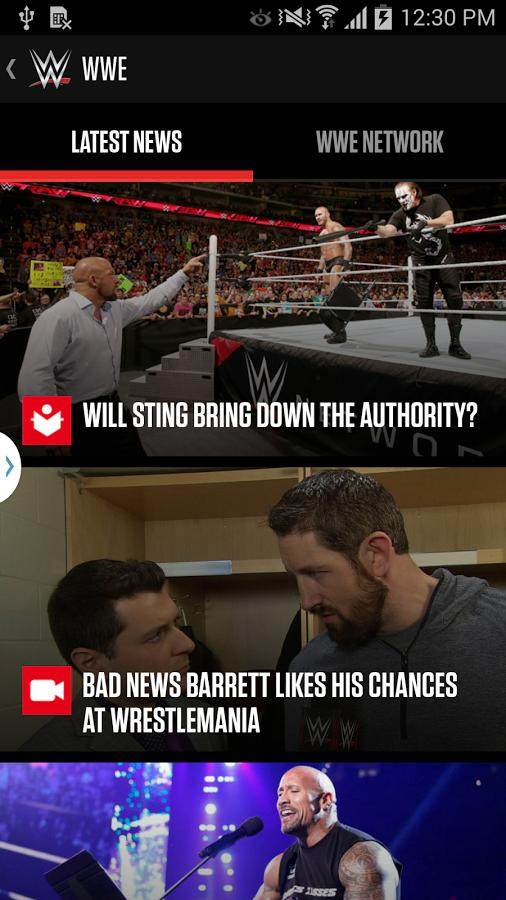 Download app wwe network Download from