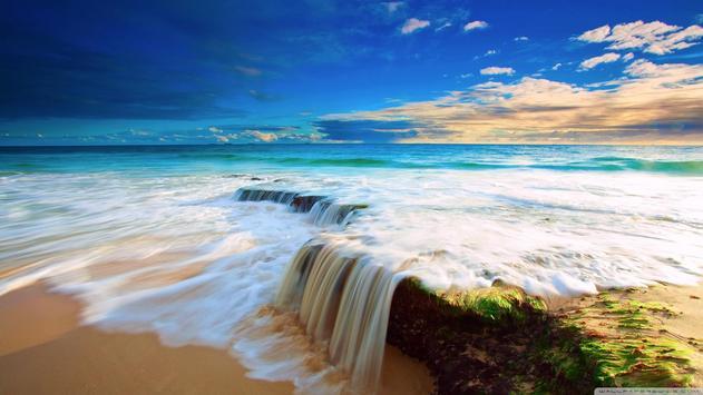 Beach Set Wallpapers apk screenshot