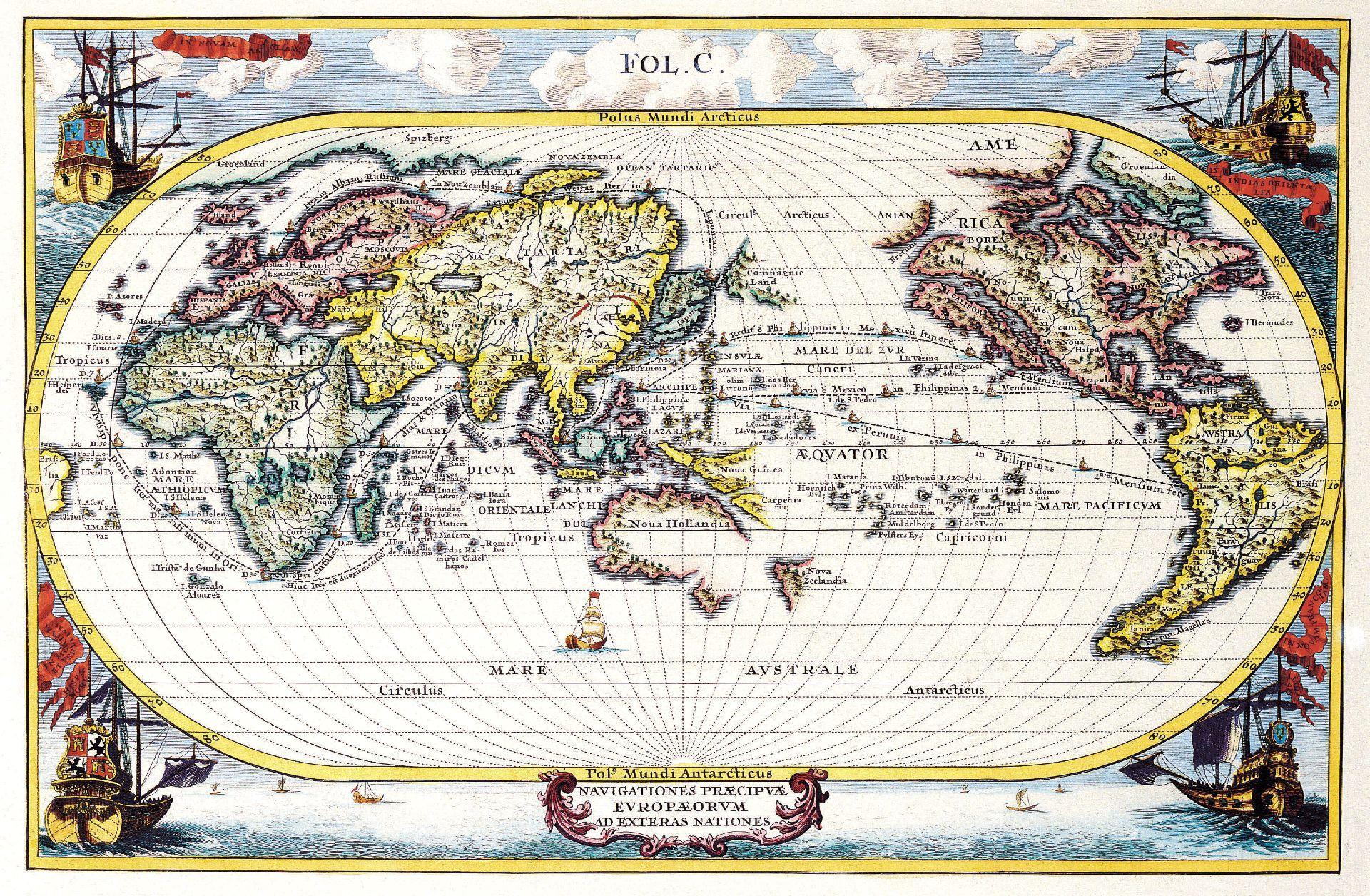Old World Maps Wallpapers For Android Apk Download