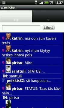 Wamli Chat apk screenshot