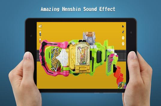 Kamen Rider EX-AID Henshin Belt screenshot 3