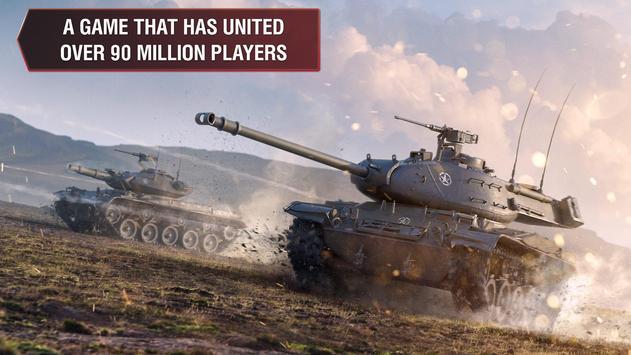 World of Tanks Blitz poster