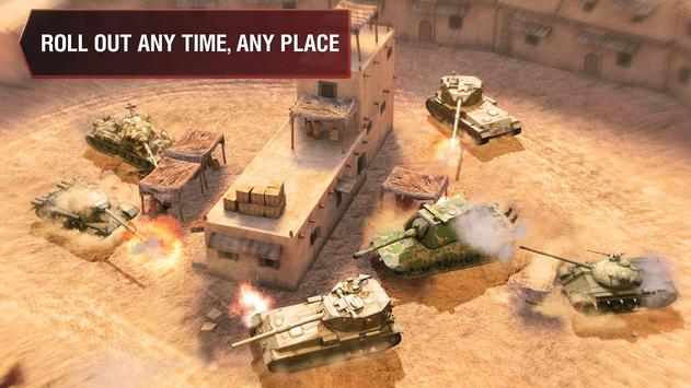 World of Tanks Blitz apk screenshot