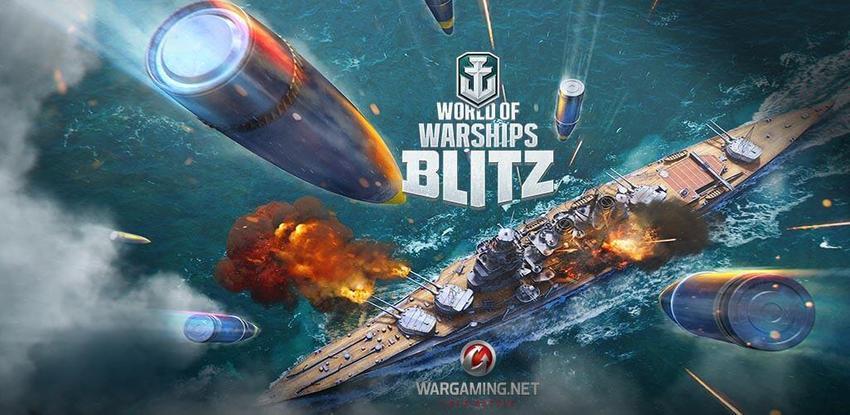 World of Warships Blitz: MMO Navy Fleet War Game aplikacja