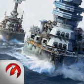 World of Warships Blitz: военно-морской MMO шутер иконка