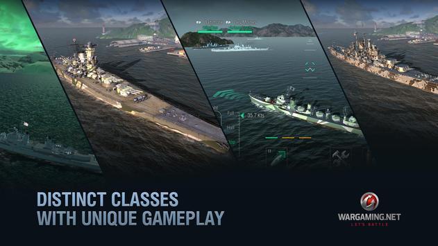 World of Warships Blitz: военно-морской MMO шутер скриншот 1