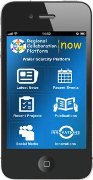 Water Scarcity Platform poster