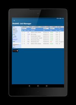 WebMO capture d'écran 10