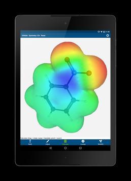 WebMO capture d'écran 8