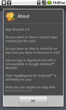 App Request apk screenshot