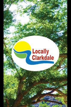 Poster Locally Clarkdale