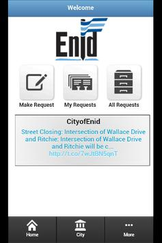 Enid Support Mobile poster