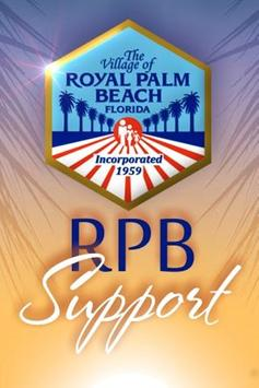 RPB City Support poster