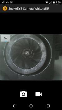 SnakeEYE Camera Whitetail'R poster