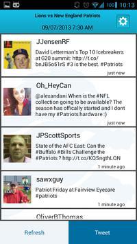 What's Shakin' Football screenshot 3