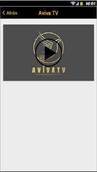 Aviva TV apk screenshot