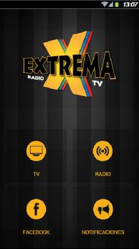 Extrema TV poster