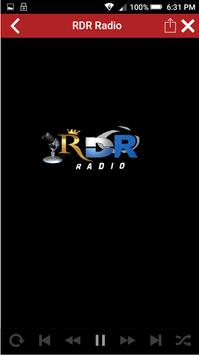 RDR TV & Radio apk screenshot
