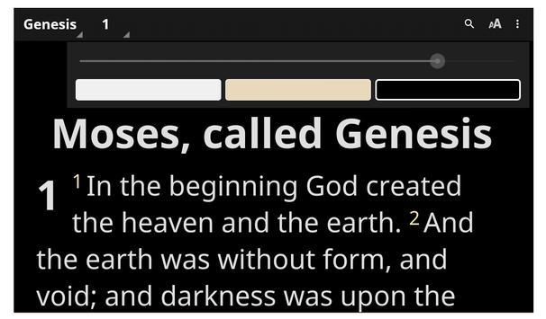 Guernsey : Bible App : English / French apk screenshot