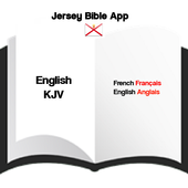 Jersey : Bible App : English / French icon