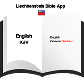 Liechtenstein Bible App : English / German icon