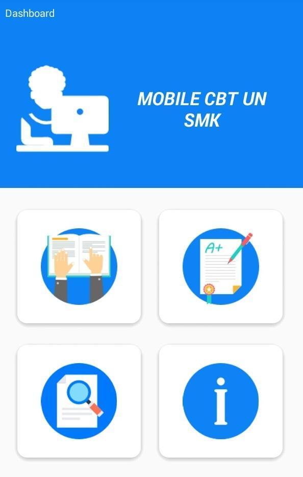 Exam SMK 2018 Latest - Mobile CBT poster