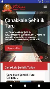 Çanakkale Turları poster