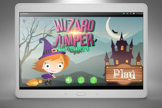 Wizard Jungle Adventures poster