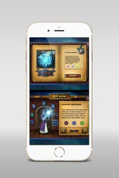 Wizard Jungle Adventures apk screenshot