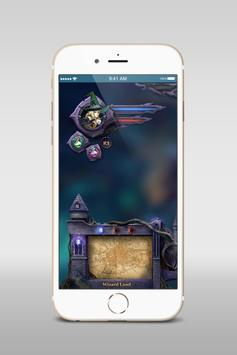 Wizard Jungle Adventures screenshot 2