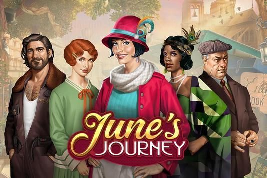 June's Journey - Um mistério de caça-objetos imagem de tela 10