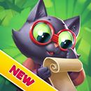 Tropicats: Cat Island Paraíso Tropical Combinar 3 APK