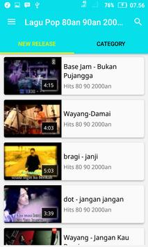 Lagu Pop 80an+90an+2000an screenshot 1