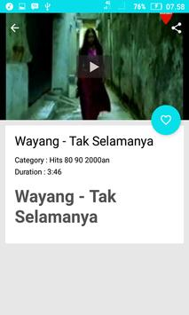 Lagu Pop 80an+90an+2000an screenshot 8
