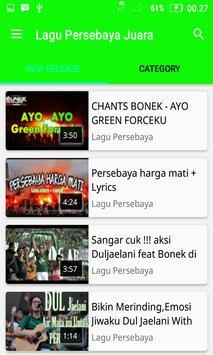 Lagu Persebaya Juara screenshot 1