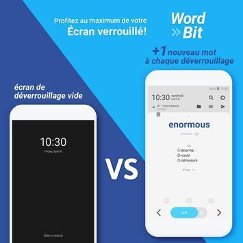 WordBit Anglais (mémorisation automatique ) poster