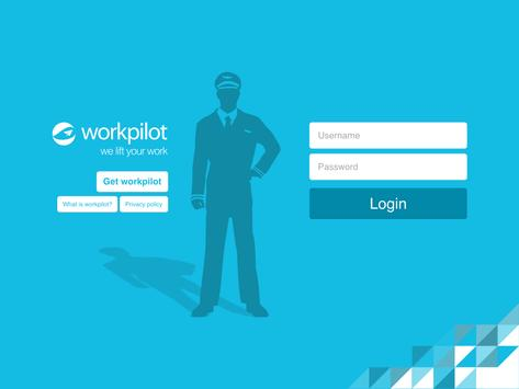 workpilot apk screenshot