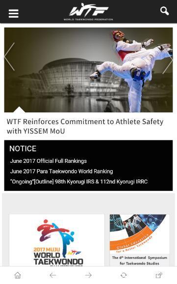 telecharger taekwondo world champion