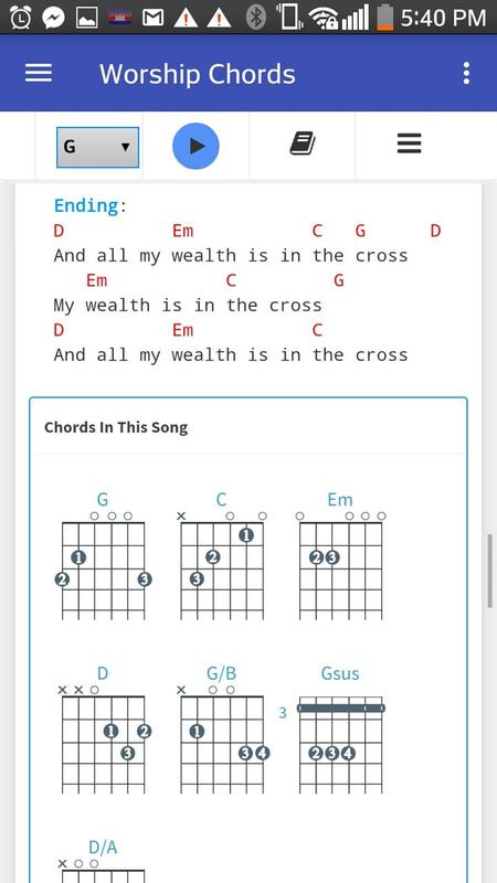 Worship Chords Apk Download Free Music Audio App For Android