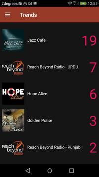 Reach Beyond Radio screenshot 3