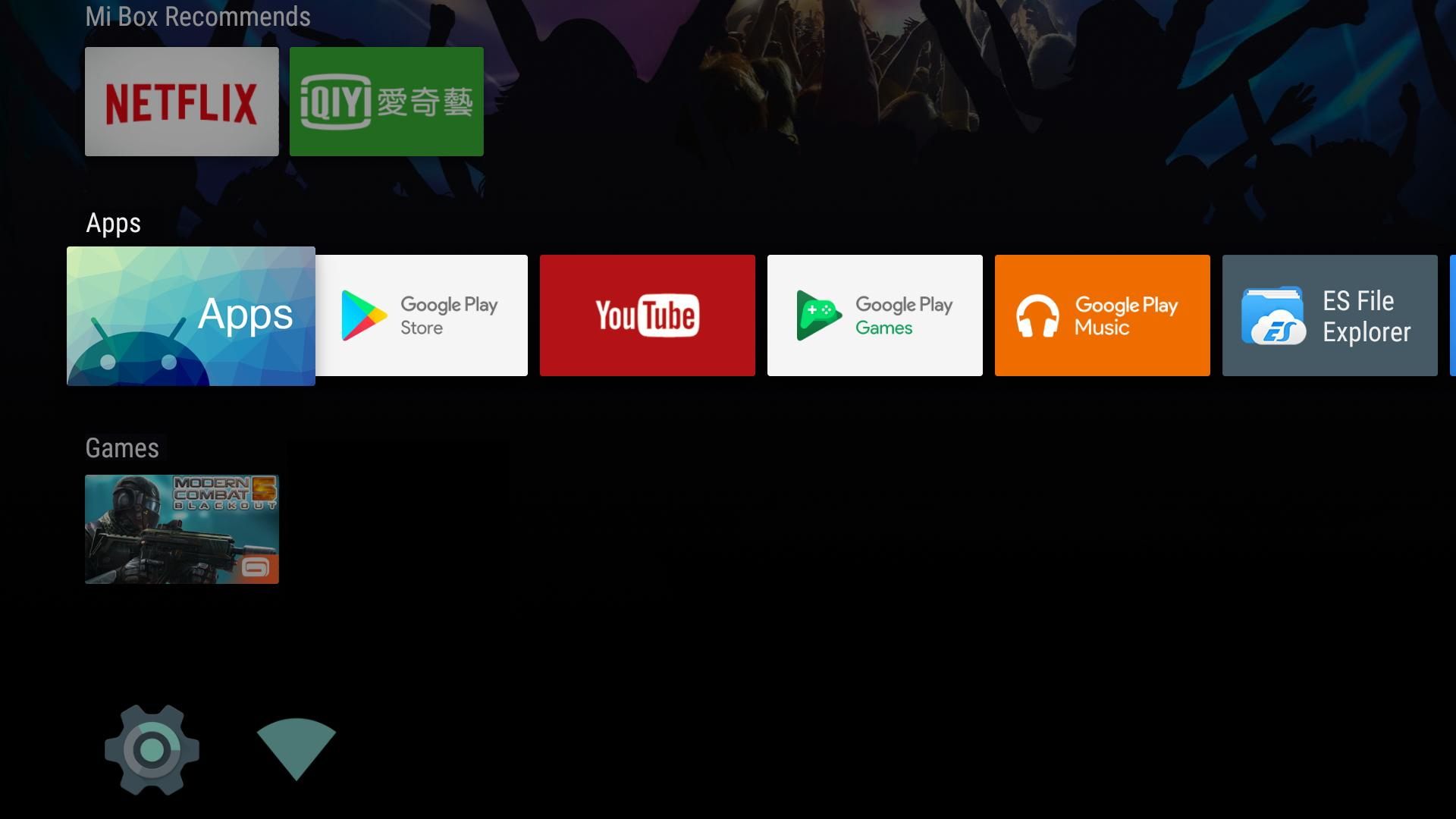 App Tray for TV (Launcher) for Android - APK Download