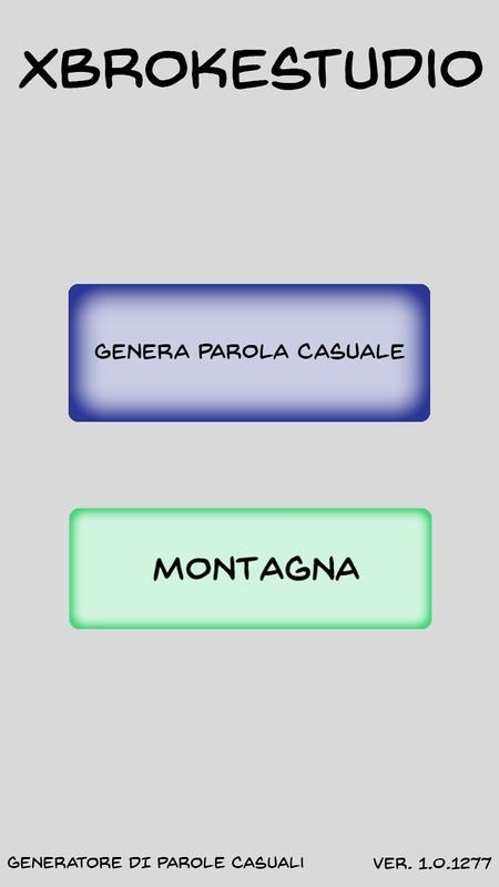 Generatore Di Parole Casuali For Android Apk Download