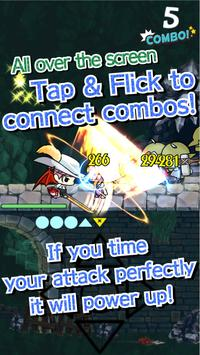 Slash Quest - Flick Action apk screenshot