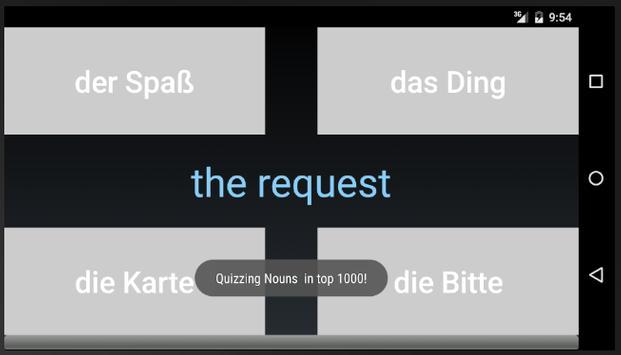 Open German apk screenshot