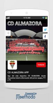 CD ALMAZORA APP poster