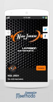 NISI JIREH poster