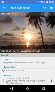 Photo Exif Editor screenshot 3