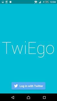 TwiEgo ポスター